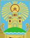 Герб села Софиевская Борщаговка
